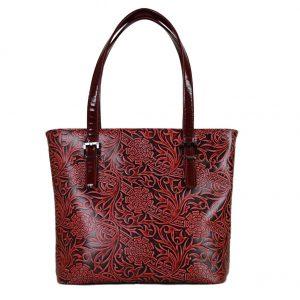 сумка Аманда Ред, красная