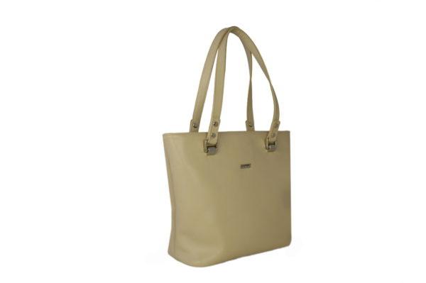 Бежевая сумка ariana beige, детали 4