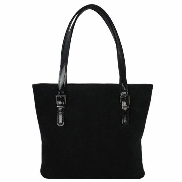 Кожаные сумки черные ariana black 4