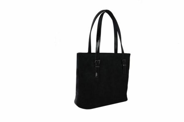 Женские сумки черные ariana black детали 1