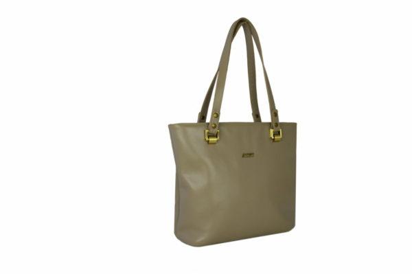 Кожаные сумки на плечо женские ariana sand