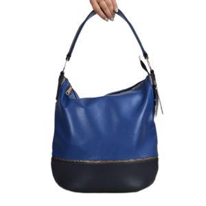Сумка женская синяя bonny blue