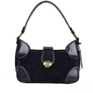 Кожаная сумка Delica l детали 1