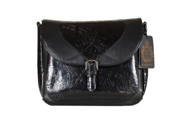 Кожаная сумка Donna Black детали 1.2