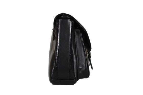 Кожаная сумка Donna Black детали 1.3