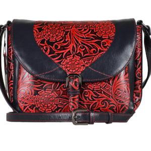 Кожаная сумка Donna Design детали 1