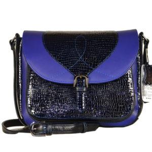 Кожаная сумка Donna Violet детали 1