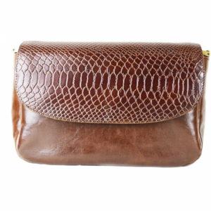 Кожаная сумка emilia