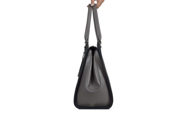 Женские бизнес сумки emmi black, детали