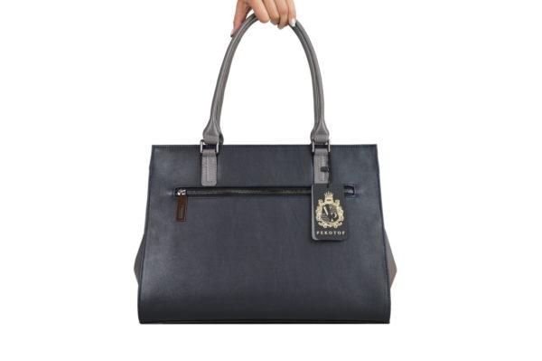 Женская бизнес сумка emmi black