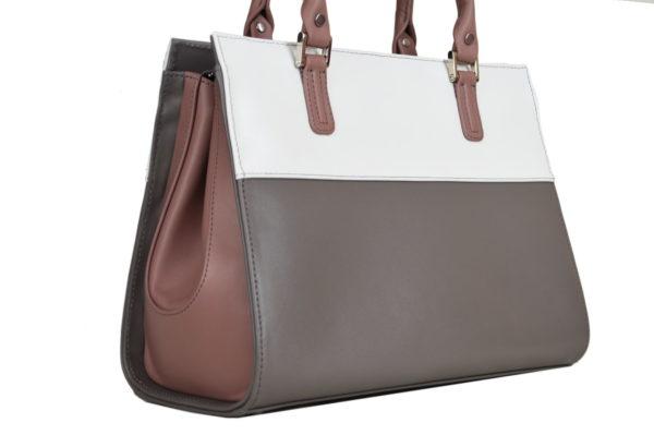 Деловая женская сумка emmi braun, детали