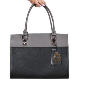 Кожаная сумка gabriella antra детали 1