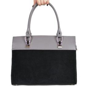 Женская кожаная сумка gabriella-gray