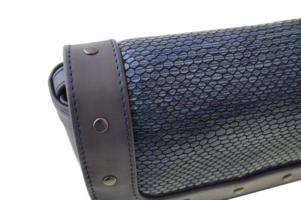 Женская кожаная сумка Lilu Antra детали фото 1