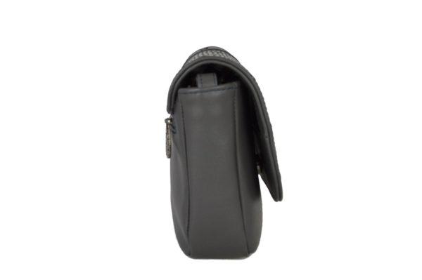 Женская сумка через плечо lilu antra детали 3