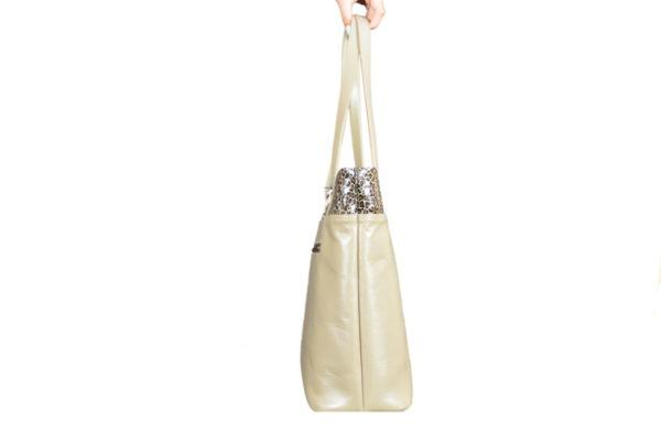 Женская деловая сумка renni bg1, детали
