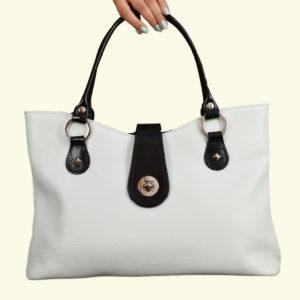 Кожаная женская сумка rosso-dr2