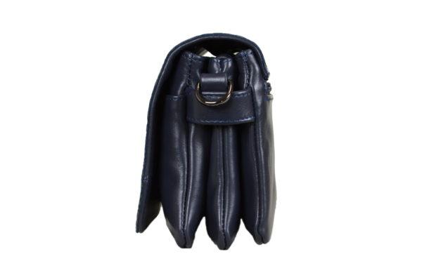 Кожаная сумка shinny scaly детали 3