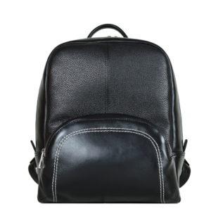 Кожаный рюкзак Viato Black ф. 1
