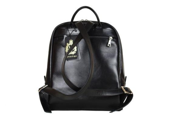 Кожаный рюкзак Viato Black2 ф. 3