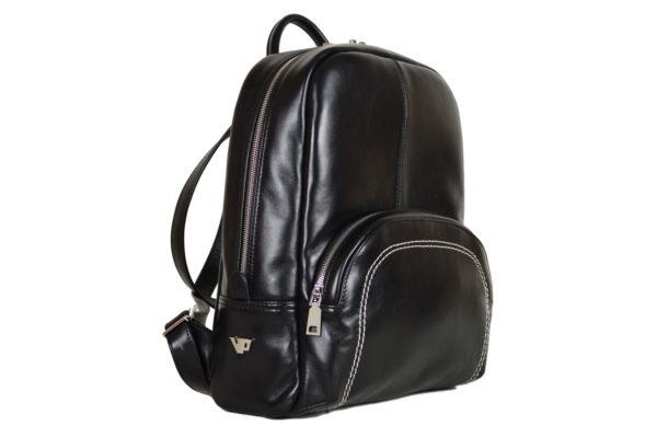 Кожаный рюкзак Viato Black2 ф. 2