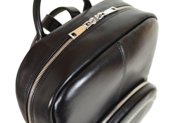 Кожаный рюкзак Viato Black2 ф. 5