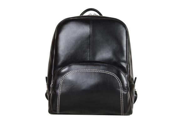 Кожаный рюкзак Viato Black2 ф. 1