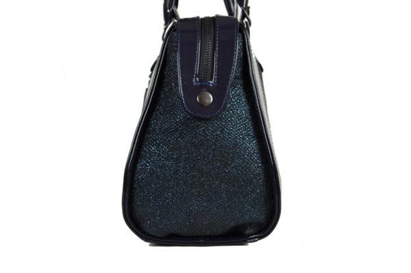 Кожаная сумка Yana Blue Pekotof ф. 3
