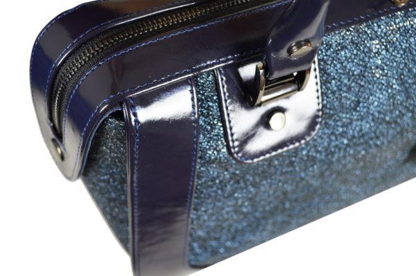 Кожаная сумка Yana Blue Pekotof ф. 5
