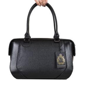 Кожаная сумка Yana Chernaya Pekotof ф. 1