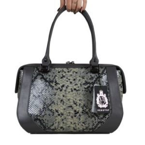 Кожаная сумка Yana Gray Pekotof ф. 5