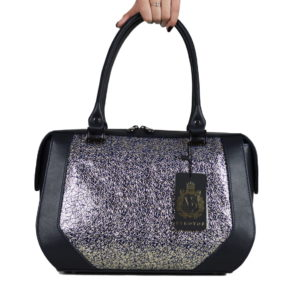 Кожаная сумка Yana Shiny Pekotof ф. 1