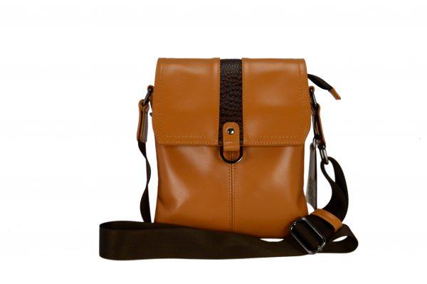 Кожаная мужская сумка Volly Ginger
