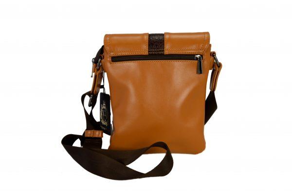 Кожаная мужская сумка Volly Ginger, детали4