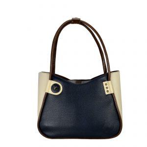 Женская кожаная сумка LIDIA Dark