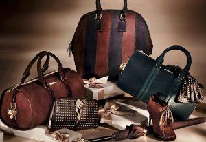 Виды и выбор кожаных сумок