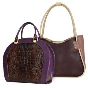 Ассортимент сумок от Пекотоф