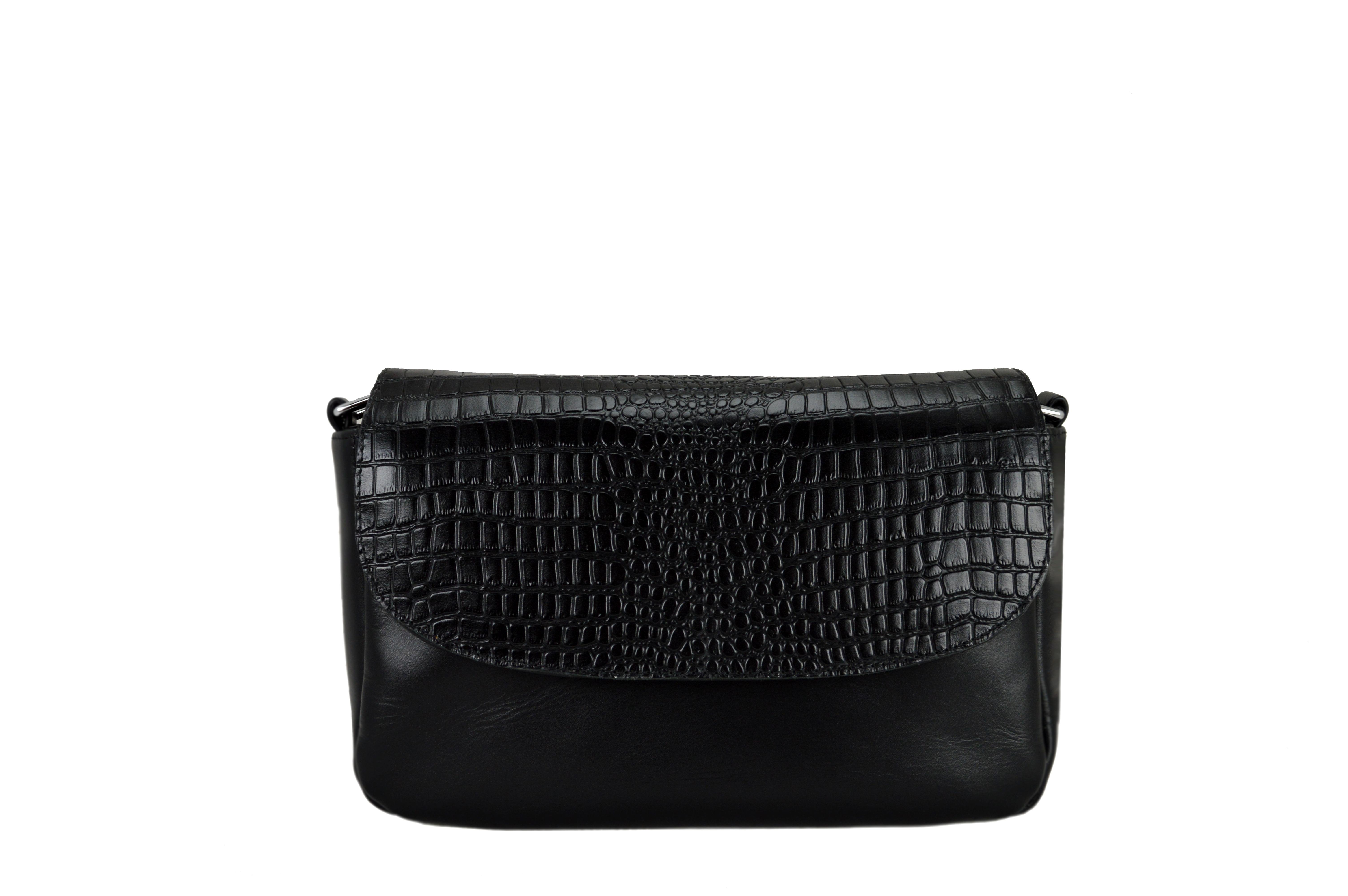 Купити EMILIA Black   шкіряні сумки та рюкзаки в Києві  f1393c738498a