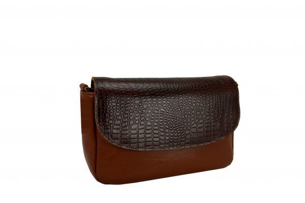 Женская сумка EMILIA Brown детали