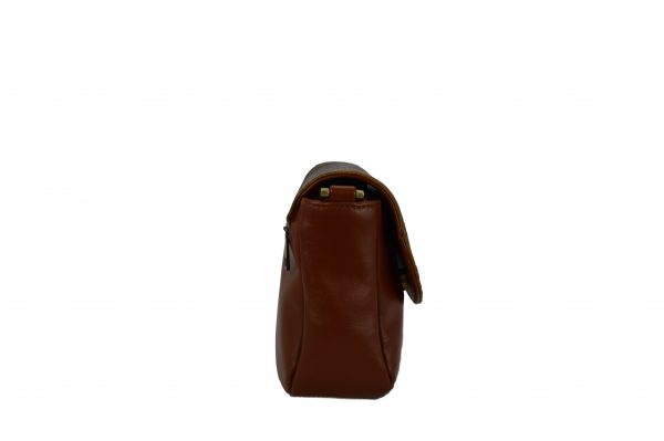 Женская сумка EMILIA Brown детали1