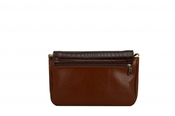 Женская сумка EMILIA Brown детали2