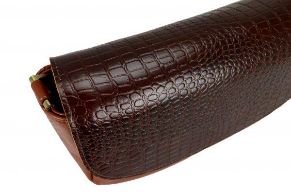 Женская сумка EMILIA Brown детали3