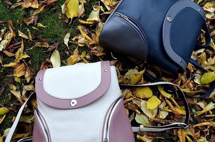Рюкзаки женские кожаные Moni