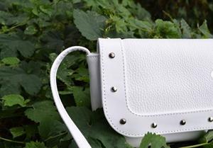 Біла сумка Lilu