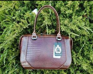 Велика коричнева сумка